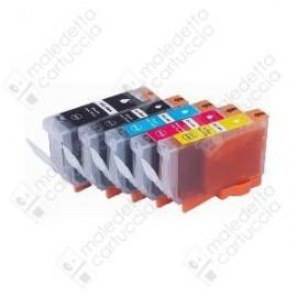 Cartuccia Compatibile CANON PGI-5BK - 0628B001 - Nero